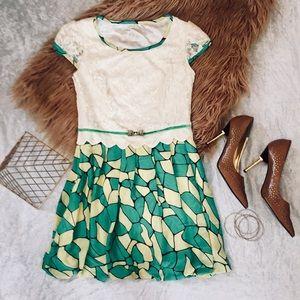 L.N.S. MEI Midi Dress